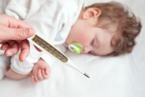 baby fieber nach impfung