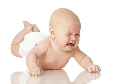 mein baby schreit an der brust
