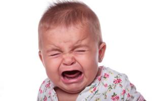 Baby Kopfschmerzen