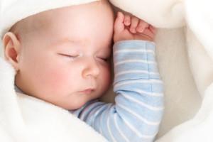 Baby schnarchen