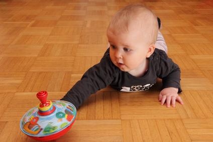 Reizüberflutung Baby
